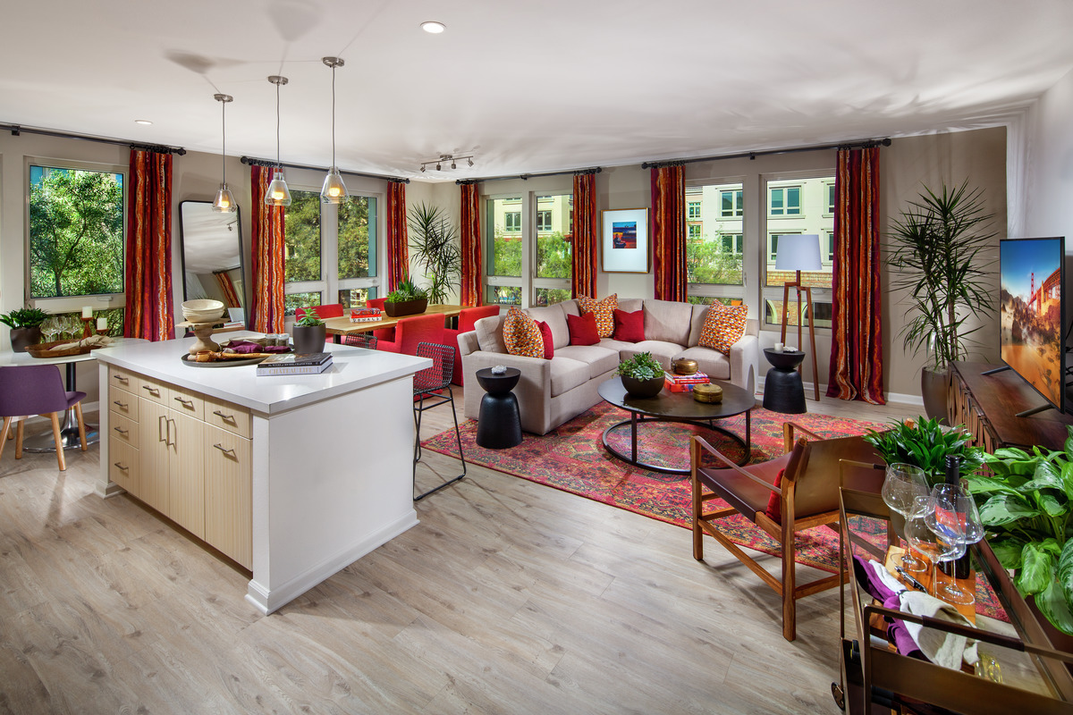 Furnished Apartments in California